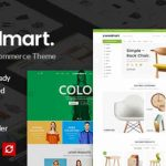 WoodMart - Responsive WooCommerce WordPress Theme 5.0.2