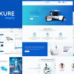 Kure - Corona Medical Shop Shopify Theme v1.3