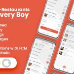 Delivery Boy For Multi-Restaurants Flutter App v1.2.0