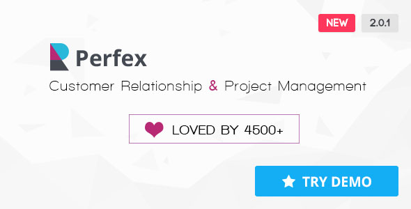 Perfex - Powerful Open Source CRM v2.7.3 + Addons