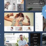 Flatsome wordpress theme v3.12.3 Nulled + Auto Update Multi-Purpose Responsive WooCommerce Theme