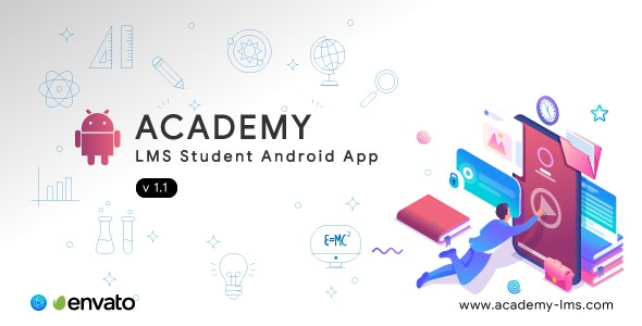 Academy Lms Student Android App v 1.1
