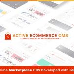 Active eCommerce CMS v3.8