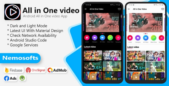 All In One Videos Apps 12 July 20