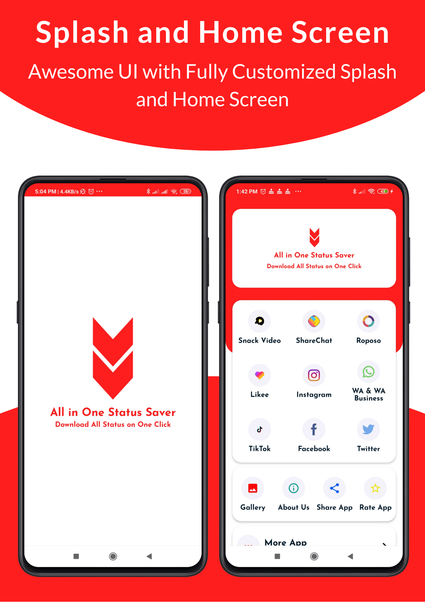 All in One Status Saver Latest