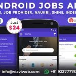 Android Jobs App (Job Seeker, Job Provider, Naukri, Shine, Indeed, Resume) 29 September 2020