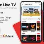 Android Online Live TV Streaming 4 September 20