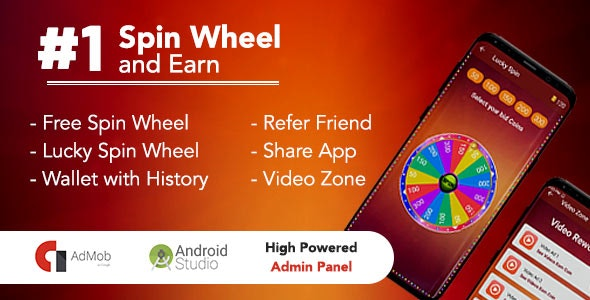 Spin To Win & Earn v1.0