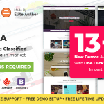 Classiera - Classified Ads WordPress Theme v4.0.17
