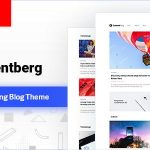 Contentberg - Content Marketing & Personal Blog v1.9.0