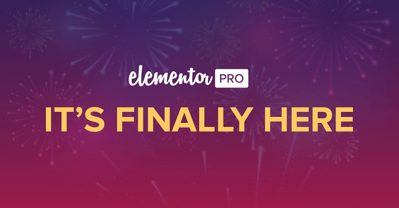 Elementor Pro | Brings Whole New Design Experience to WordPress v3.0.8 + Free v3.0.15