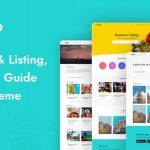 Golo - Directory & Listing, City Travel Guide Laravel Theme v1.1.6.1