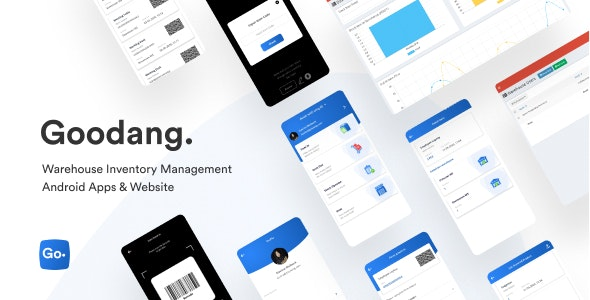 Goodang - Warehouse Inventory Management Android Apps and Website v1.1