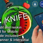 Knife (Admob + GDPR + Android Studio) v5