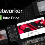 Networker - Tech News WordPress Theme with Dark Mode v1.0.3 Nulled