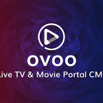 OVOO - Live TV & Movie Portal CMS with Membership System 3.2.7