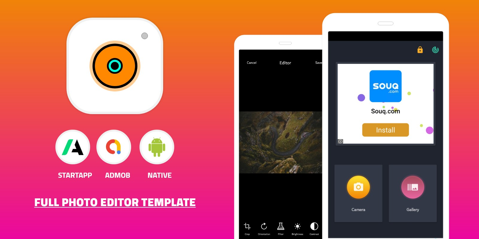 Photo Editor Android App Source Code 17 December 2018