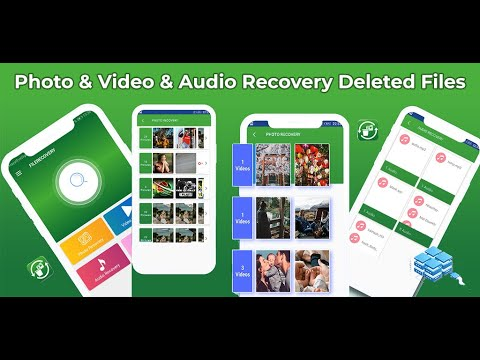 Photo & Video & Audio Recovery Deleted - PRO v5.0.0 [Paid] 5.0.0