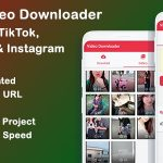 Tiktok, Facebook, Instagram video downloader -Download videos v1.0