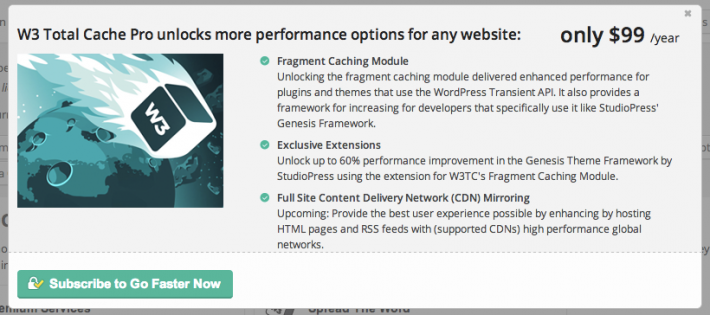 W3 Total Cache Pro v2.0.1 Nulled