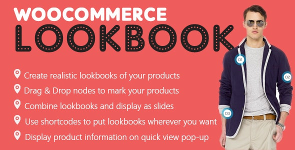 WooCommerce LookBook - Shop by Instagram - Shoppable with Product Tags v1.1.7.3