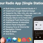 Your Radio App (Single Station) Android Full Applications v4.1.0