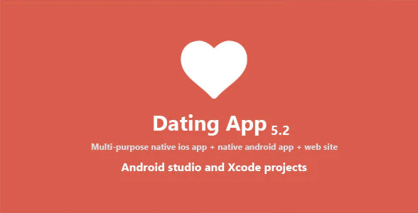 Dating App - web version, iOS and Android apps v5.2 Untouched