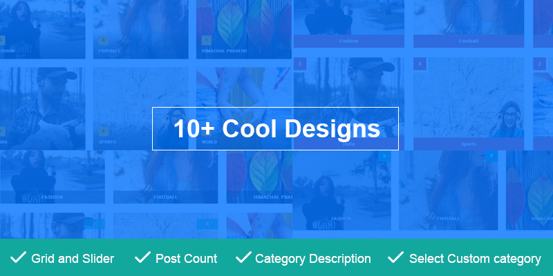Post Category Image Grid and Slider Pro By WpOnlineSupport v1.5.6