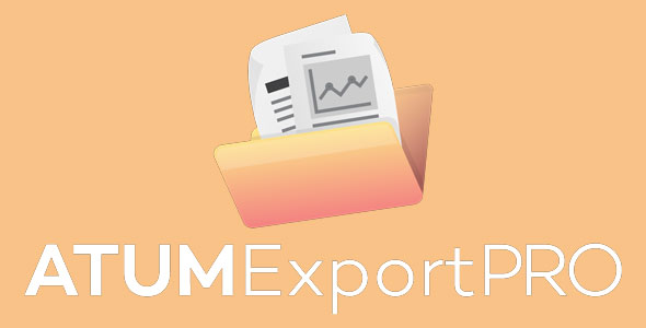 ATUM Export Pro - The Must Have Export & Import Tool v1.3.0