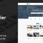 Adifier - Classified Ads WordPress Theme v3.8.6
