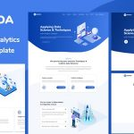 Anada - Data Science & Analytics WordPress Theme v1.2.0
