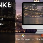 Ananke - One Page Parallax WordPress Theme v3.8.6