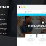 Andaman - Creative & Business WordPress Theme v1.1.3