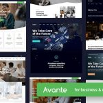 Avante | Business Consulting WordPress Theme v2.1.0