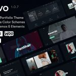 Avo - Creative Portfolio & Agency WordPress Theme v1.0.7