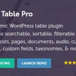 Barn2 Media Posts Table Pro v2.3 Nulled