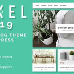 Baxel - Minimal Blog Theme for WordPress v5.0