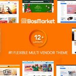 BosMarket - Flexible Multivendor WooCommerce WordPress Theme (12 Indexes + 2 Mobile Layouts) v1.9.2