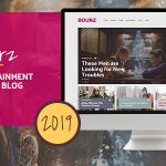Bourz - Life & Entertainment Magazine Theme v7.0