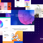 Brook - Agency Business Creative WordPress Theme v2.2.0