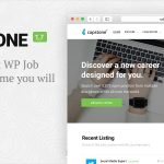 Capstone: Job Board WordPress Theme v1.7.2