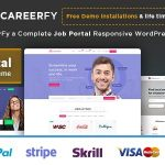 Careerfy - Job Board WordPress Theme v5.3.0