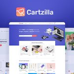 Cartzilla - Digital Marketplace & Grocery Store WordPress Theme v1.0.8