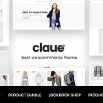 Claue - Clean, Minimal WooCommerce Themes v2.0.9