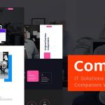Comdigex - IT Solutions and Services Company WP Theme v1.5