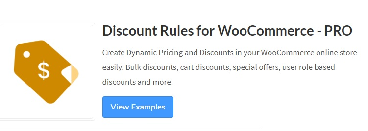 Discount Rules for WooCommerce PRO By FlyCart v2.3