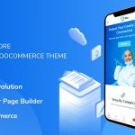 Diza - Pharmacy Store Elementor WooCommerce Theme v1.1.3