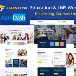 Edubin - Education LMS WordPress Theme v6.8.5