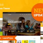 Eduma - Education WordPress Theme v4.3.1