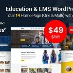 Eikra Education - Education WordPress Theme v4.2.1